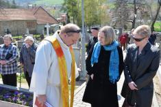 70. výročí osvobození obce Nikolčice dne 19.4.2015