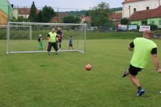 fotbal - horní dolní