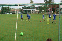 fotbalový kemp