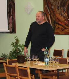 Nikolčičtí vinaři - ochutnávka mladých vín