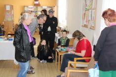 Místní knihovna - velikonoční výstava