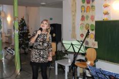 ZŠ - vánoční koncert