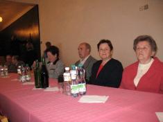 Setkání seniorů 28.4.2008