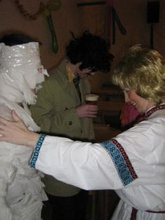 Maškarní ples 6.2.2010